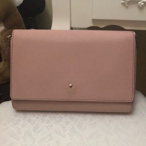 Katespade pink Crossbody Bag